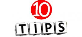 10 tips die je helpen bij het afvallen
