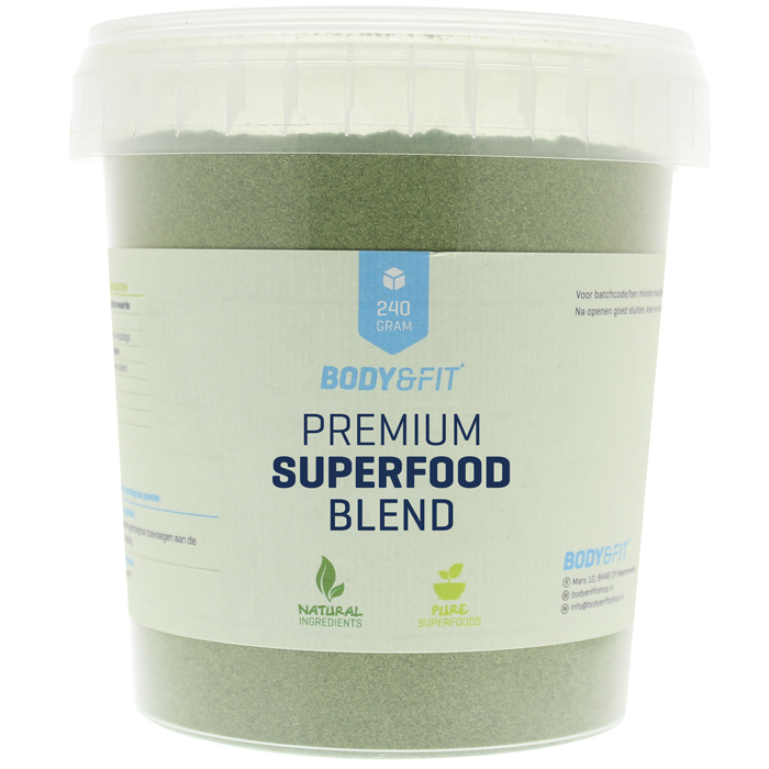 Superfood mix