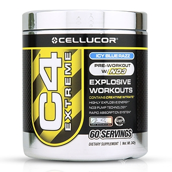 C4 Extreme Pre Workout