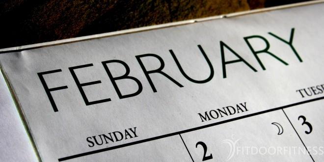 Dagelijkse workout voor 28 dagen (Februari)